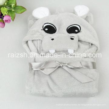 Infant Cloak Tierformen Flanell Super Soft Kaschmir Schal