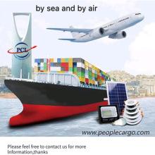 Serviço de envio de produtos elétricos para a Arábia Saudita