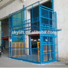 Hot sale!! Hydraulic electrical goods lift elevators