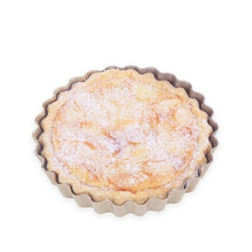 "4 ""Mini Round Baking Pie Dish Pan"