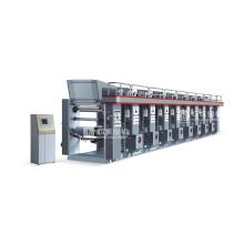 Máquina de impresión por rotograbado de alta velocidad 1000
