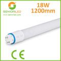 Reemplazo fluorescente con luz de tubo LED de alto lumen