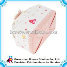 cajas de cartón corrugado al por mayor caja de pastel de belleza precio barato