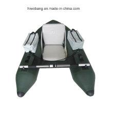 Militärische Qualität Kleinboot Float Tube Fischerboot