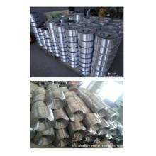 Pure aluminum wire, 99 grade aluminum wire, 99.99% purity aluminum wire