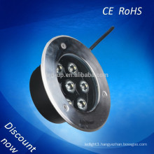led underground light for outdoor 7w