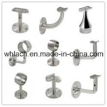 Raccords de main courante d'escalier de garde-corps d'acier inoxydable (moulage de précision)