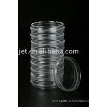 Placa Petri de plástico