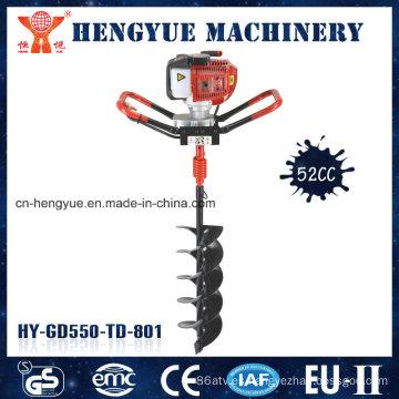 Perforadora de tierra de 52 cc con alta calidad