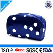 Money Safe Alibaba Top Supplier Artículo de moda Logo Printing Promotion Gift Bolsos cosméticos