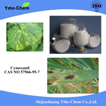 Agrochemical Cymoxanil 98% TC For Disease Control