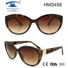 Gafas de sol lindas del acetato de la manera para la venta al por mayor (HMS459)