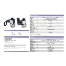 Válvulas solenoides neumáticas serie ESP 3V2