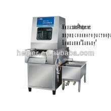 saline injection machine