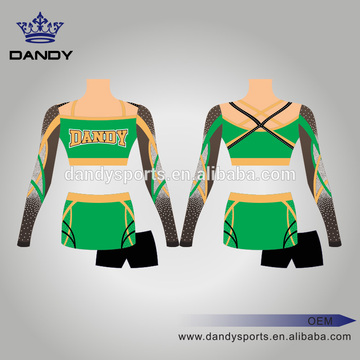 Mädchen Competitive Cheer Uniform