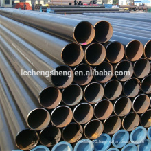 Precise Cold drawn seamless black carbon steel pipe water/ oil/gas pipe