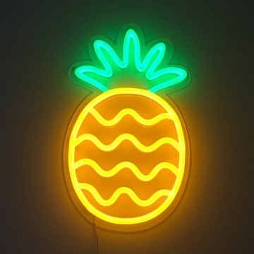 TANDA NEON LED PINEAPPLE