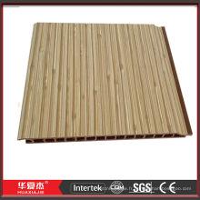 Panneaux muraux en bois wpc au zhejiang