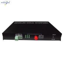8-Kanal-Analog-Digital-Glasfaser-Video-Konverter