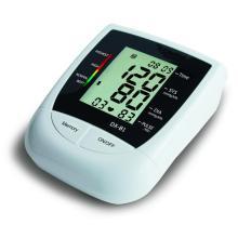 Monitor de presión arterial electrónico médico del brazo superior