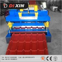 Exportieren Sie Standardfarbstahldachplatte, die Maschinerie herstellt (HKY glasiert)