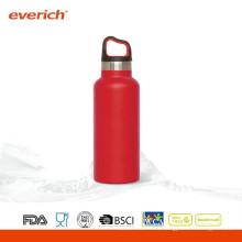 Nueva botella de agua potable del bpa del acero inoxidable del diseño
