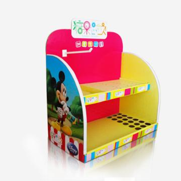 2-Tier Karton Zähler Top Pop Display