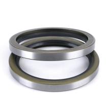High Pressure Oil Seal TA Type NBR FKM Rubber Lip Double-deck Metal Case TA Type Oil Seal