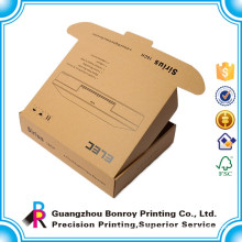 OEM Order Custom Cardboard kraft paper box slide open box