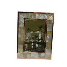 Accessoires de décoration pour la maison Modèle de mat de photo de coquillage pour cadre de document