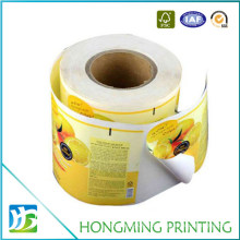 Custom Print Roll Packing Paper Adhesive Label