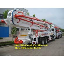 XCMG 47m concrete Boom Concrete Pump Truck