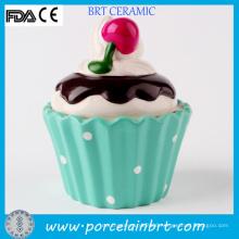 Novelty Ice Cream Ceramic Cookie Box