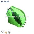 Big Capacity Hydraulic Grapple Excavator Grab Bucket