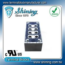 TB-33504CP Connecteur de borne de barrière fixe à 5 broches de 35 A monté en surface