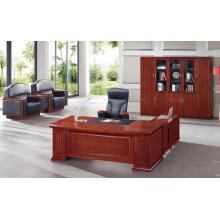 Table de bureau en bois dur ISO Standard Meubles Bureau Bureau