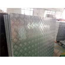 Paneles de suelo de escenario de panal de aluminio antideslizante