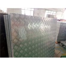 Painéis de assoalho de alumínio do assoalho do favo de mel do anti deslizamento
