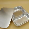 алюминиевая форма для пирога круглые противни фольги 2.7 унций