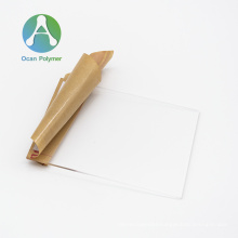 OCAN 3mm translucent  solid surface clear acrylic sheet