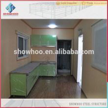 low cost steel prefabricated building eps houses