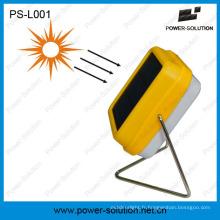 Lampe de lecture portative durable de table solaire