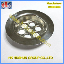 Customized Round Metal Stamping with Copper (HS-SM-0033)
