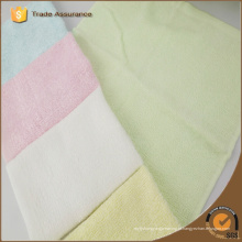 Hot vender bambu toalha de cozinha / bambu bebê washcloth