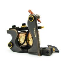 Prix bas de qualité CNC coupe laiton Tattoo Machine Guns