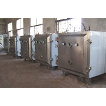Square Chamber Drying Machine with GMP Standard