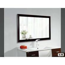 Экологичный завод оптом дерево цвет прозрачный акриловый ванной настенное зеркало
