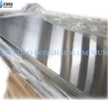 5052 Folha de liga de alumínio H32 de grau marinho