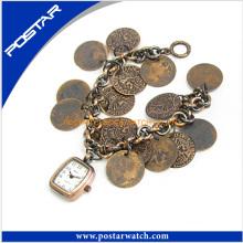 National Bracelet relógio de pulso relógio de pulso para senhoras