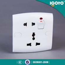 Ksa Market 5 Pin Socket with Light